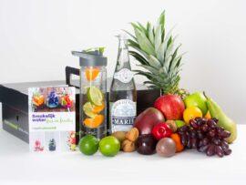 Hippefruitmand Fruitwater pakket