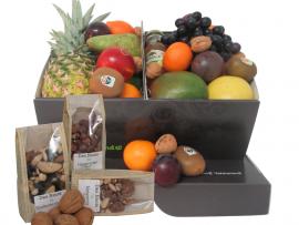 Hippefruitmand groot noten