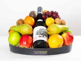 Fruitschaal Large Rode wijn