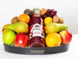 Fruitmand Large Appel-kersensap