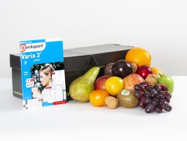 Fruitmand smaal Denksport varia