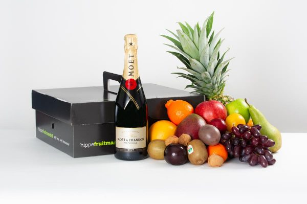 Fruitmand Champagne Groot