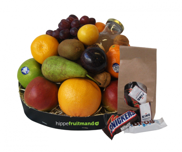 fruitmand basis snoep