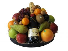 Fruitmand Champagne