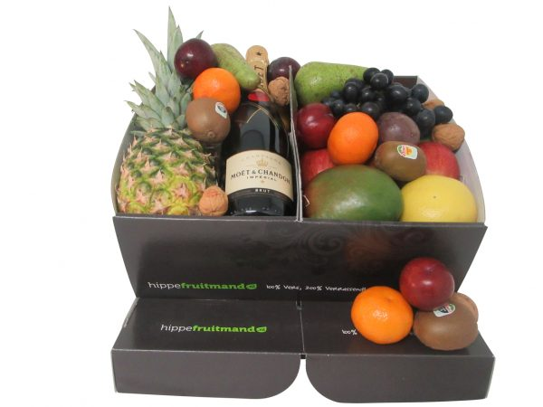 Fruitmand Champagne Groot