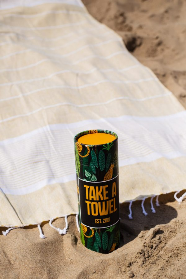 Take a Towel geel