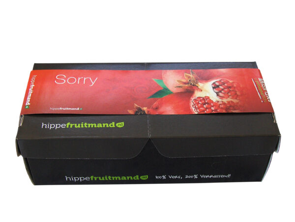 hippefruitmand Small Sorry